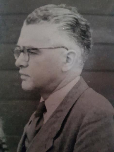 Hans Rebmann, Physik