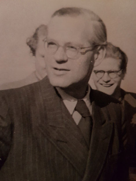 Johannes Tautz, Geschichte