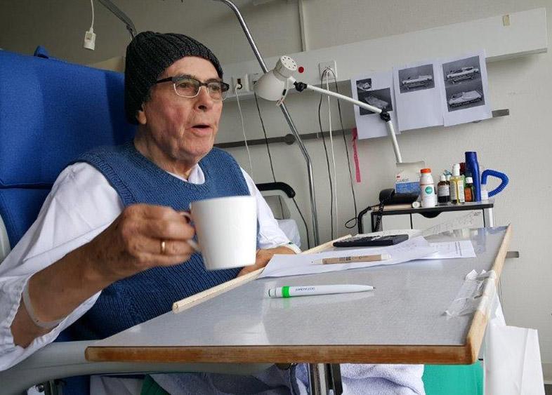 nach der Diagnose im Unispital Basel