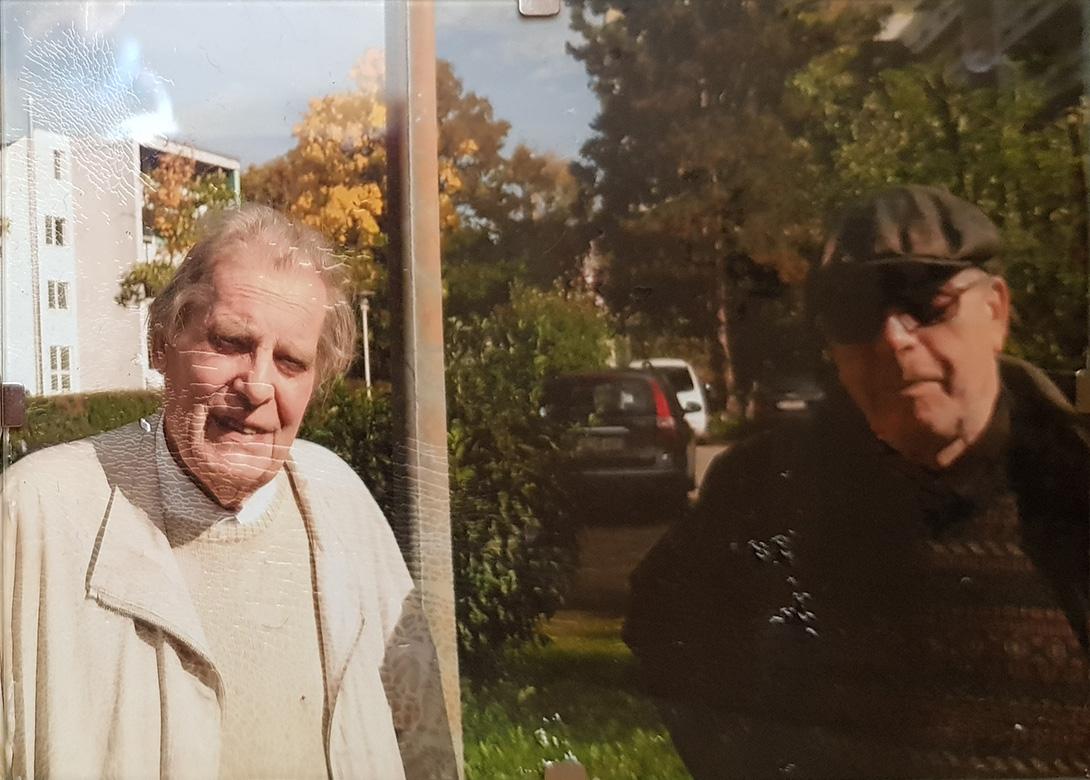 Manfred Klett und Georg Glöckler
